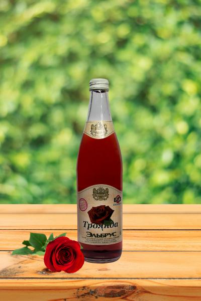 Эльбрус Троянда