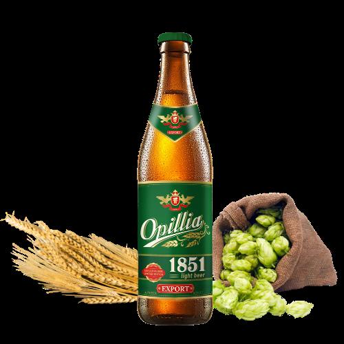 Opillia Export 1851